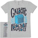 Freeze Out 2013 Ladies Tour T-Shirt