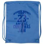 Warren Haynes 2011 Christmas Jam Drawstring Bag