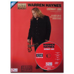 Warren Haynes Legendary Licks Songbook and CD