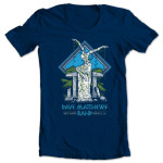 Dave Matthews Band 2014 Berkeley Event T-shirt