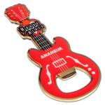 Guitar Bottle Opener - Anaheim