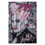 Fillmore - Pink 6/27/2006 Poster
