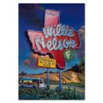 Fillmore - Willie Nelson 2/10-13/03 Poster