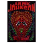 Fillmore - Jack Johnson 5/28/2003 Poster