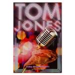 Fillmore - Tom Jones 12/7/2003 Poster