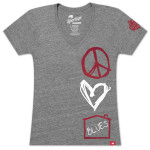 House of Blues Love-Blues Shirt