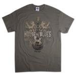 Lions Guitar T-Shirt - Chicago