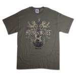 Lions Guitar T-Shirt - Houston