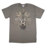 Lions Guitar T-Shirt - Las Vegas
