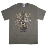 Lions Guitar T-Shirt - Myrtle Beach