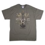 Lions Guitar T-Shirt - New Orleans
