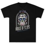 HOB Skull Men's T-Shirt - Myrtle Beach