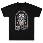 HOB Skull Men's T-Shirt - Orlando