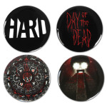 Day of the Dead Button Pack