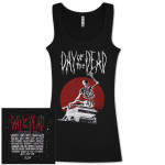 Coffin Ladies Tank with Bands