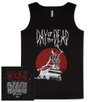 Coffin Men's Tank with Bands