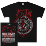 Day of the Dead '13 Mayan Wheel Unisex T-Shirt
