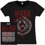 Day of the Dead '13 Mayan Wheel Women's T-Shirt