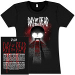 Day of the Dead '13 Skull Temple Women's T-Shirt