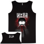 Day of the Dead '13 Skull Temple Unisex Tank Top