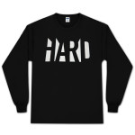 Hard Logo Long Sleeve T-Shirt