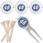 Hendrick MotorSports #48 3 Ball gift pack with Kool Tool