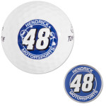 Hendrick MotorSports #48 Golf Ball with Marker