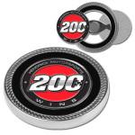EXCLUSIVE Hendrick Motorsports 200th Win Challenge Coin