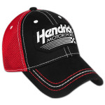 EXCLUSIVE Hendrick Motorsports Black/Red Mesh Cap
