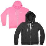 Hendrick Motorsports Exclusive –Ladies Full Zip Hooded Fleece Sweat Shirt