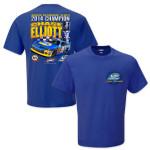Chase Elliott #9 2014 Nascar Nationwide Series Champ Victory Lane Tee