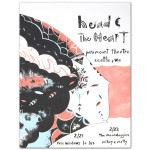 The Head and The Heart Paramount Theater Seattle 2014 Tour Poster