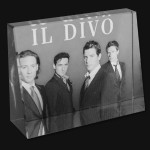 Il Divo - Glass Paperweight