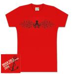 """Indigo Girls """"Poseidon and the Bitter Bug"""" Ladies T-shirt"""