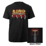 Il Divo A Musical Affair Tour 2014 shirt