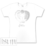 I Nine - Beetle Girlie Tee