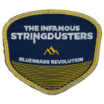 Stringdusters - Bluegrass Revolution Patch