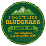 Stringdusters - I Don't Like Bluegrass Patch