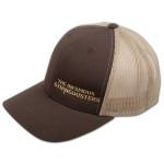 Stringdusters - Brown Trucker Hat
