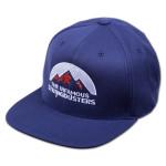 Stringdusters Navy Mountain Hat