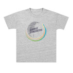 The Stringdusters Rockets Youth Grey T-Shirt