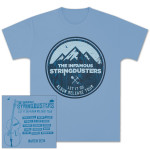 The Stringdusters - March 2014 Tour T-Shirt
