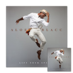 Aloe Blacc - Lift Your Spirit Signed CD/MP3 Bundle