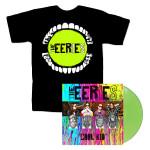 "The Eeries - Cool Kid 7"" Single & T-Shirt Bundle"