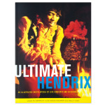 Ultimate Hendrix Illustrated Encyclopedia Book (Signed)