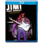 Jimi Plays Berkeley Blu-Ray DVD