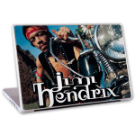 Jimi Hendrix South Saturn Delta Laptop For Mac & PC Skin