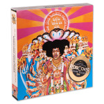 Jimi Hendrix Axis: Bold As Love Jigsaw Puzzle