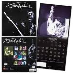 Jimi Hendrix 2014 Calendar