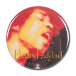 Jimi Hendrix: Electric Ladyland Button